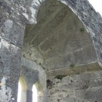 Aughnanure Castler - Fenster Halle