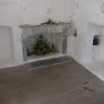 Aughnanure Castle - Towerhouse Innen