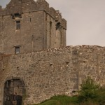 Dungaire Castle - Eingang und Towerhouse