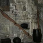 Dungaire Castle - Lagerraum