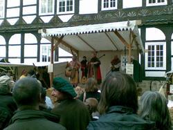 Burg Blomberg - Burgfest 2007