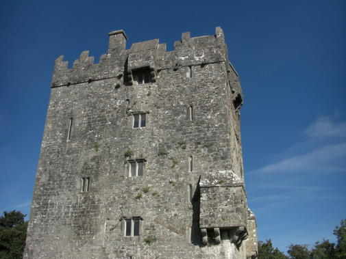 Aughnanure Castle - Burg in Irland