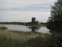 Dungaire Castle - Burg in Irland