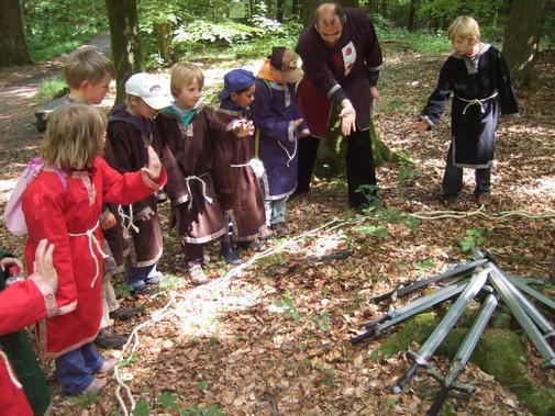 Märchenhaftes Ritterspiel im Land Silvanien - Gastbeitrag