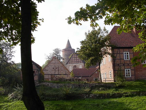 Burg Stargard - Burgfest 2007